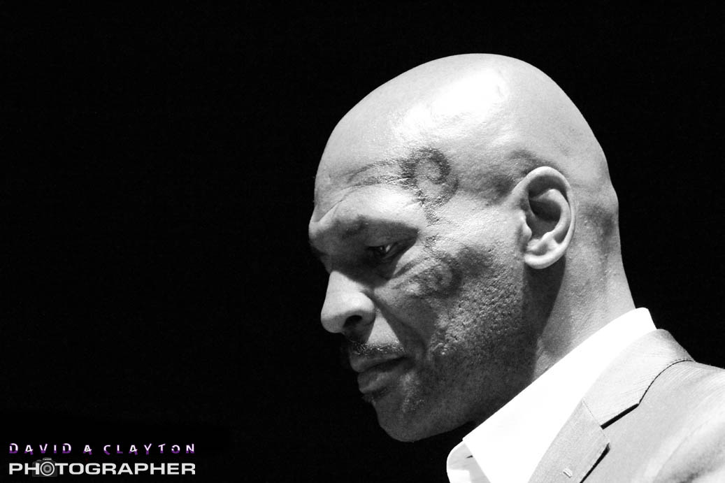 Mike Tyson Copyright D A Clayton